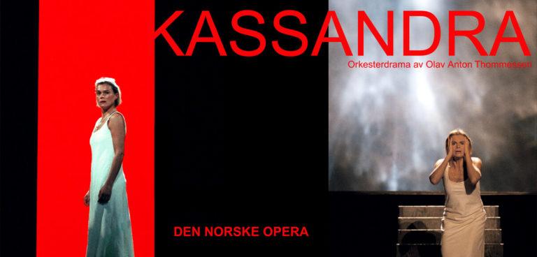 Kassandra - den norske opera - Juni Dahr