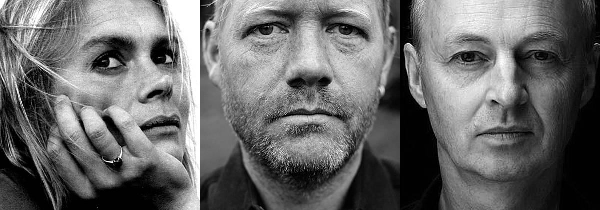 Juni Dahr, Per Oddvar Johansen og Tore Brunborg